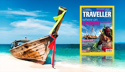 £10.99 - National Geographic Traveller: Annual Subscription