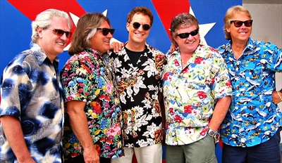 $12 -- Beach Boys Cover Band Heads to Dearborn, Half Off