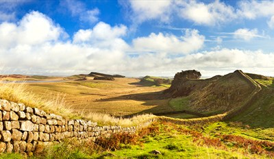 £119 - 3-day Hadrian's Wall Trek w/Stay & Meals, Reg £205