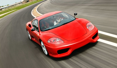 $129 -- Ferrari Driving at Cayuga Speedway, Half Off