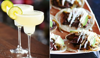 $29 - 'Best Tacos' and Margaritas for 2 at T/ACO, Reg. $63