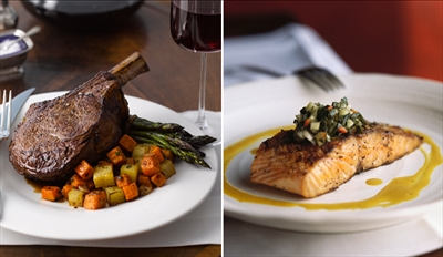 $39 - Sara's Bistro: 'Excellent' Dining for 2, Reg. $71