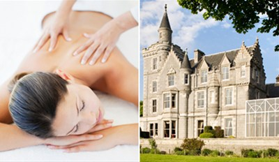 £45 -- Country Spa Day inc Lunch and 2 Treatments, Reg £95