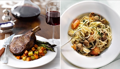 $20 -- Germano's: Zagat-Praised Dining for 2 in Little Italy