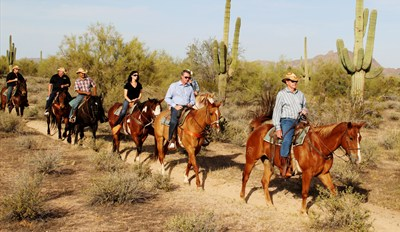 $29 -- Scenic Horseback Ride at MacDonald's Ranch, Reg. $60