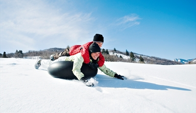 $30 - Mt. Norquay All-Day Snow Tubing Passes for 2, Reg. $60