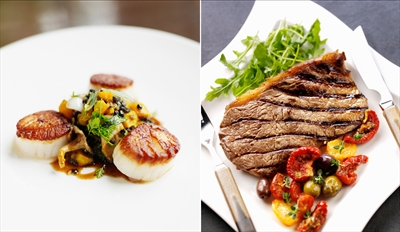 £35 - 3-Course Dinner for 2 in County Antrim, Reg £69