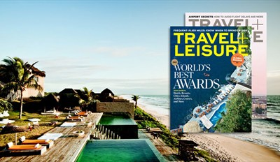 $9 -- Travel + Leisure Magazine Subscription, Half Off
