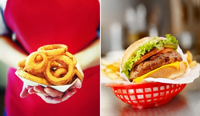$15 - 'First-Rate' Gourmet Burgers & Drinks for 2, Reg. $29