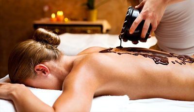 $49 -- Chocolate Therapy Massage w/Pool Access, Reg. $110