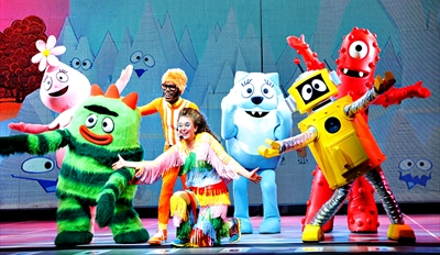 $11-$17 -- 'Yo Gabba Gabba' Next Week incl. Orchestra Seats
