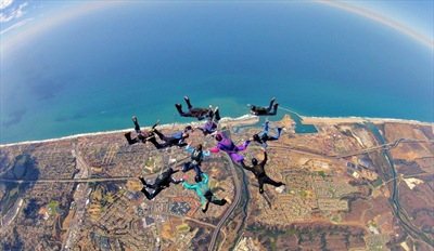 $149 -- Tandem Skydive Jump at 13K Feet over the Coast
