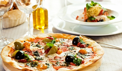 $29 -- Papa Mio: 4-Course Italian Dinner for 2, Reg. $59