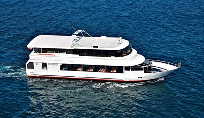 $29 -- Hollywood Yacht Cruise for 2 w/Pina Coladas, Half Off