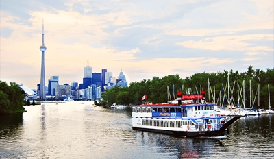 $39 -- Jubilee Queen: Dinner Cruise w/Skyline Views, 50% Off