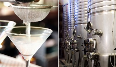 $19 -- Syntax Spirits: Tour, Drinks & Souvenir Glasses for 2