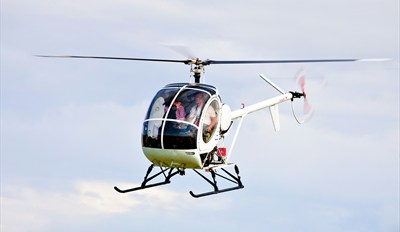 $149 -- Pilot a Helicopter over New York, Reg. $399