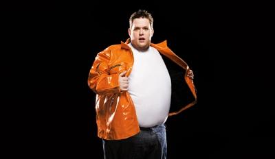 $23 -- Ralphie May Stand-up in 4 Michigan Cities, 40% Off