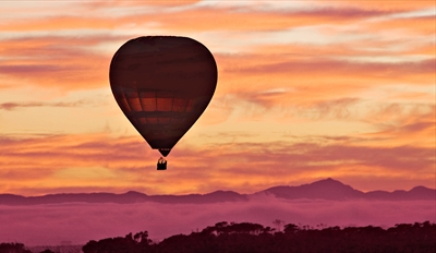 $119 -- Hot Air Balloon Ride w/Breakfast in Crested Butte