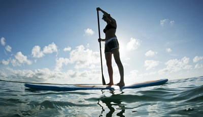 $30 -- Toronto Beaches: Paddleboarding w/Lesson, Reg. $65
