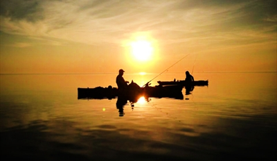 $79 -- Guided Kayak Fishing Trip for 2 w/Gear, Reg. $175