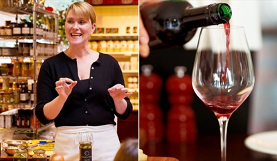 $37 -- Cooking Class w/Wine & Apps in Queen Anne, Reg. $75