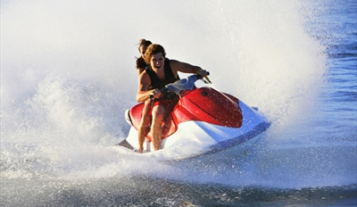 $49 -- Summer Jet Skiing for 2 off Rockaway Beach, 50% Off