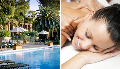 $89 - Massage, Facial, Pool & Spa Access, Reg. $250