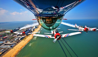 $20 -- Ocean City Air Show Tickets for 2, Half Off
