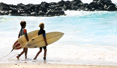 $39 & up -- Stinson Beach Surf Camps & Lessons, 60% Off