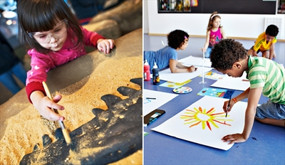 $8 -- Day for 2 at the Children's Museum of S.C., Half Off
