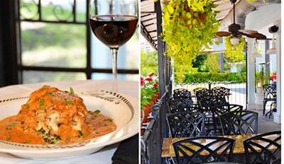 $25 -- Bella's Italian Cafe: Dinner for 2 w/Drinks, Reg. $50