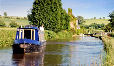 £19 -- Summer Canal Cruise inc Afternoon Tea, Reg £39