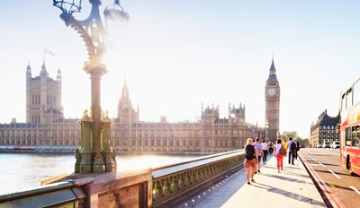 £5 -- Discover London This Summer: Walking Tours, 50% Off