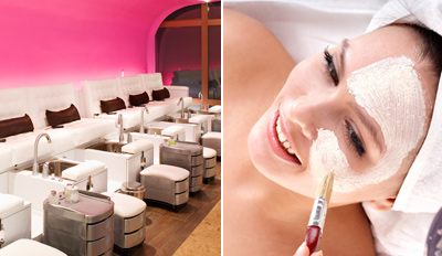 $85 - Spa Day w/Facial, Mani, Pedi & $25 Credit, Reg. $200