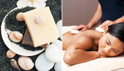 £39 -- 8 Midlands Spas: Vogue-Rated Massage & More, Reg £77