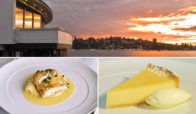 $110 – 3-Course Waterfront Dinner for Two (reg. $220)