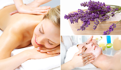 $79 - 2-Hour Massage & Facial at Upscale Spa, Reg. $160